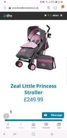 O baby zeal little princess