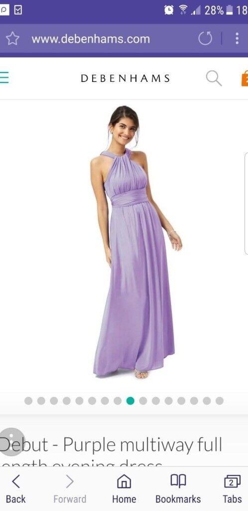 5 multiway bridesmaid dresses | in Southville, Bristol | Gumtree