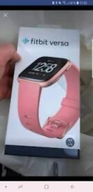 Fitbit Versa BRAND NEW