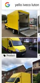 Iveco daily with tail lift
