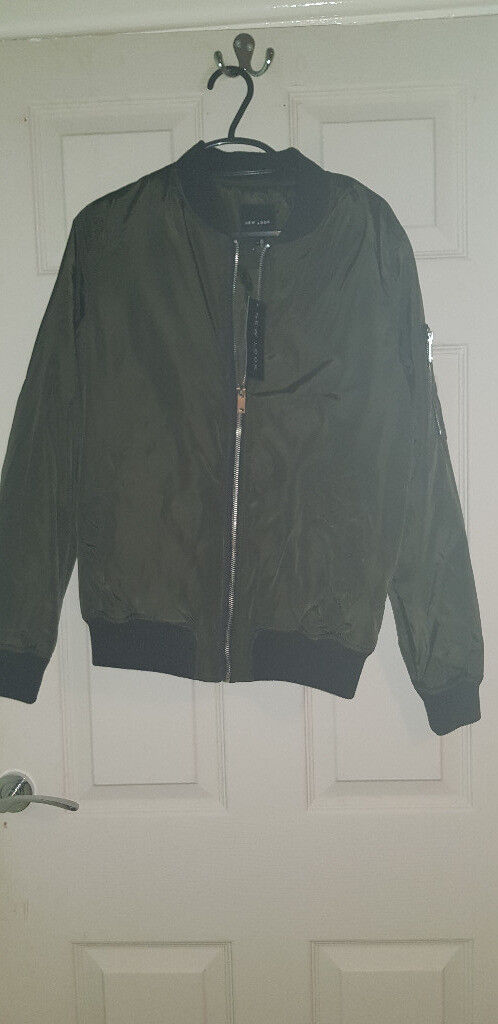 9d60ba93c New look green and black bomber jacket size 8 new with tags | in Bradford,  West Yorkshire | Gumtree