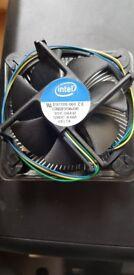 Genuine Intel Heatsink
