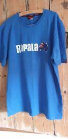 Rapala t shirt size large