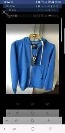 BNWT **Jack & Jones** hooded jacket**small**