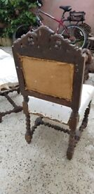 Antique Chairs for refurbishing