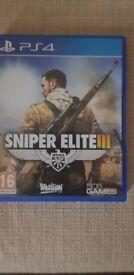 Sniper Elite III / 3 PS4