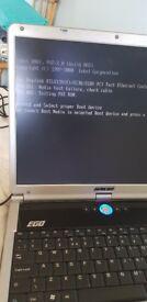 Gericom old laptop (spares/repairs)