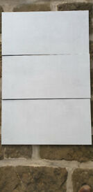 EnergieKer Loft White Tiles, 13.8 sq m, for bathroom or kitchen