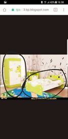 Kids frog bedroom furniture