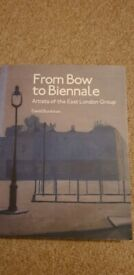 From Bow to Biennale by David Buckman Rare.