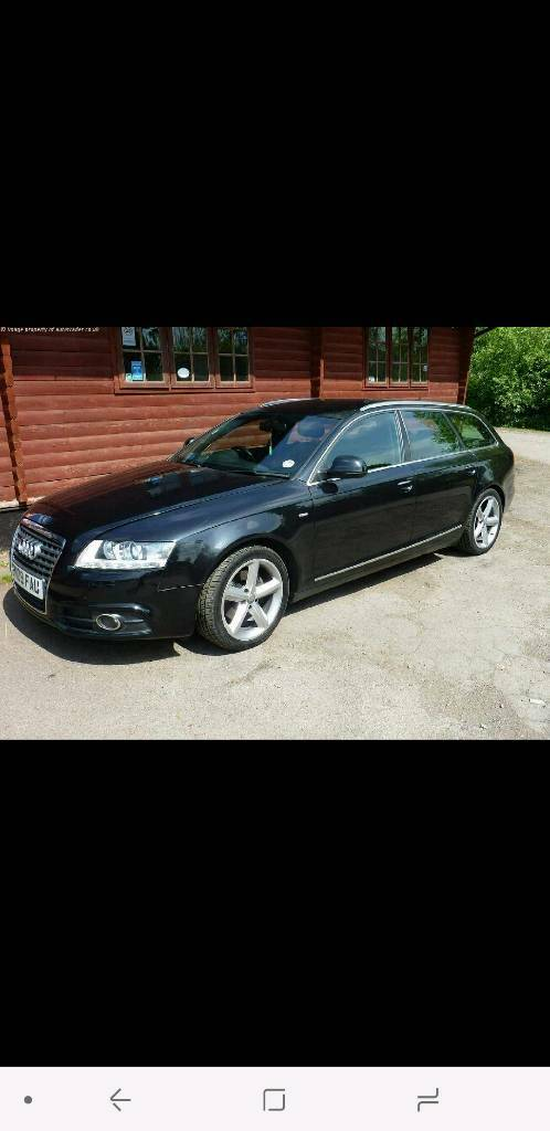 WANTED - Audi A6 Diesel Auto Estate 06-09 2000cc