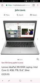 Lenovo ideapad 310 15.6 brand new