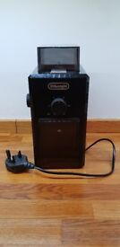 Delonghi KG79 burr coffee grinder