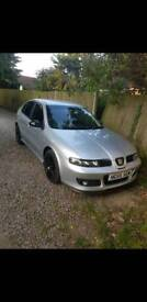 Seat Leon Cupra FR Tdi (Low Mileage and recent Cambelt and service) Not Vw Golf