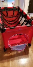 Baby play...travelling bed...infant portable