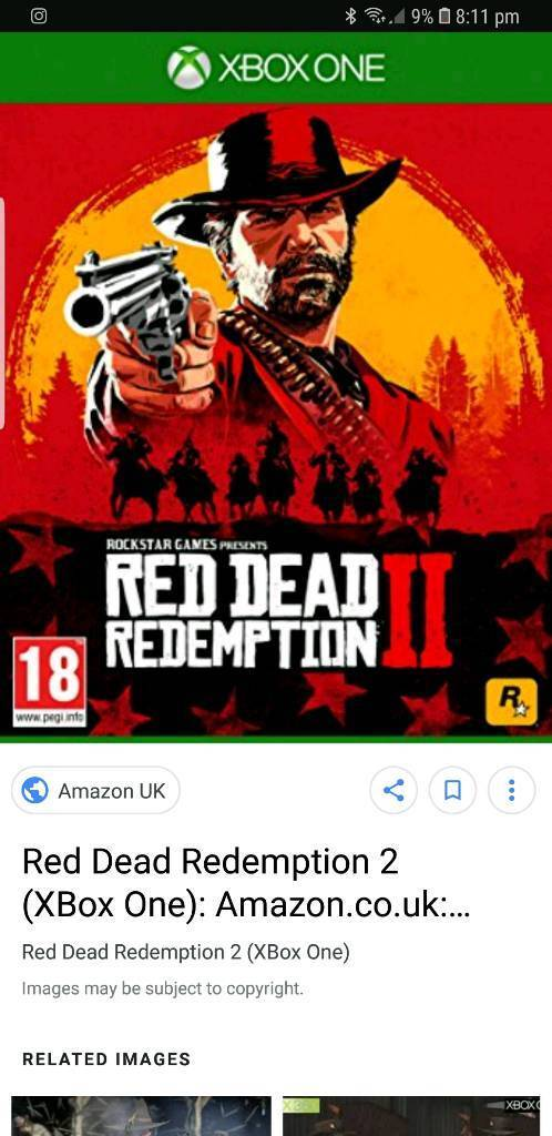 X box one red dead redemption 2 | in Bournemouth, Dorset | Gumtree