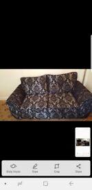 Contemporary designer sofa handmade