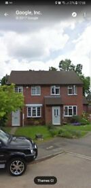3 bed house in flitwick to rent avaiable now