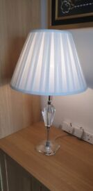 2 Table Lamps & Shades for sale