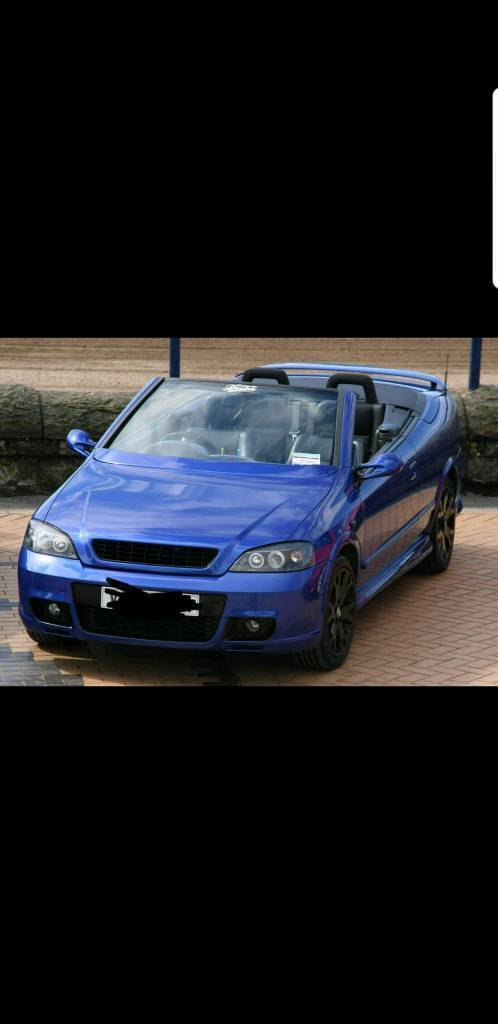Astra mk4 convertable / coupe z20let 2.0 turbo BREAKING