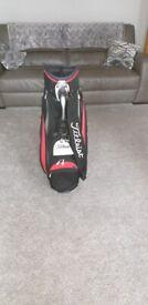 Titleist tour golf bag