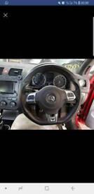 Golf mk6 gti steering wheel