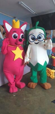 Hogi Baby Shark Character Mascot Costume Cosplay  - Baby Character Costumes