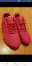 Brand New size 5 Pink adidas flux