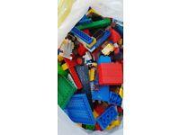 Lego - Mixed bag of general parts.