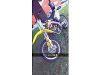 Rmz 250 (not yz cr kx)