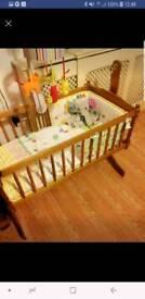 Baby/child bumper bedding set