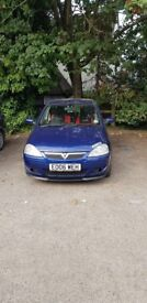 AVAILABLE VAUXHALL CORSA 2006 1.4 ACTIVE - AUTO SMOOTH RUNNER