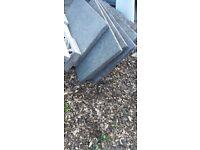 X 10 3x2 paving stone/flags £25