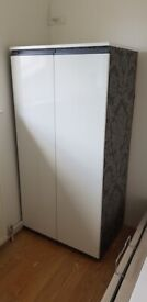 Small Wardrobe /filing cabinet and chest of drawers