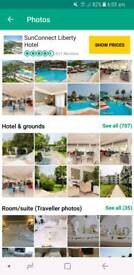 Holiday for sale
