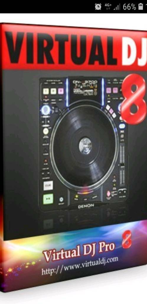 Virtual DJ 8 pro infinity with serial key | in Bedlington, Northumberland |  Gumtree
