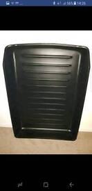Vw caddy loading tray