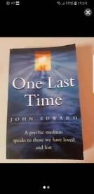 One Last Time-John Edward