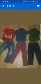 Boys clothes bundle 3-4