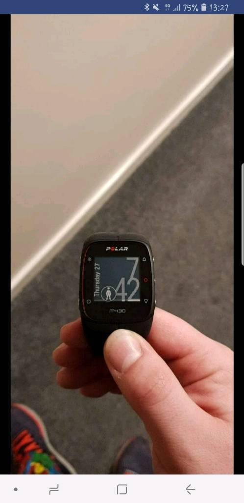 Polar M430 gps running/sports watch | in Kirkcaldy, Fife | Gumtree