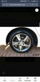 "Alloy wheels Honda accord 17"""