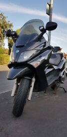 SCOOTER PIAGGIO XEVO 400 - GOOD MILEAGE