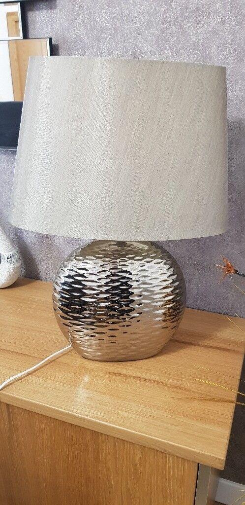 Dar table lamp in renfrew renfrewshire gumtree dar table lamp aloadofball Images