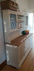 ☆Vintage/Shabby Chic Kitchen Dresser - Solid Wood☆