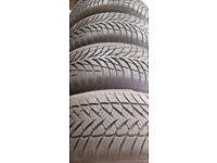 Winter wheels &tyres