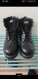 Arco work boots