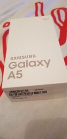 Sealed galaxy a5 32 gb black