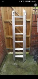 combi ladders new never used