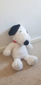 'Build-A-Bear' snoopy. Great condition