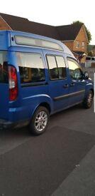 Fiat Doblo 1.9 Diesel
